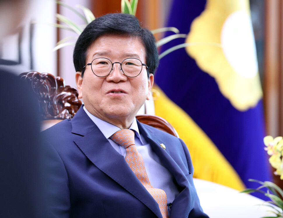 강남권 아파트 지킨 박병석, 나머지 한 채는 아들한테 증여