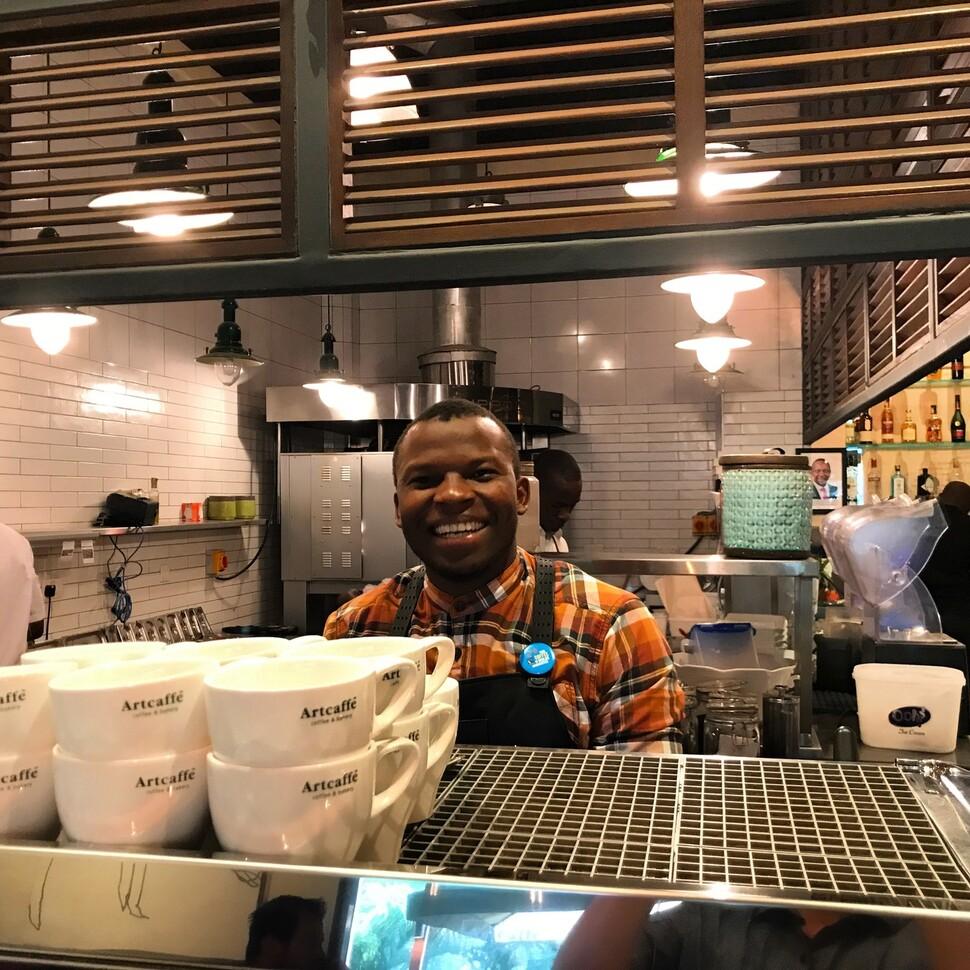 '아웃 오브 아프리카' 케냐 농장의 '커피 혁명'은 계속된다