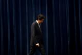 16日の退陣を控えた安倍首相、敵基地攻撃能力保有の結論促す談話を発表