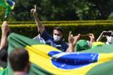 ブラジル変異株…世界へ拡散の恐れ