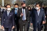 大統領府、「米国が韓国にクアッド参加を強く要求」との読売新聞報道を否定