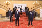 G7閣僚会合に出席したチョン韓国外相「朝鮮半島平和プロセスへの支持・協力を」