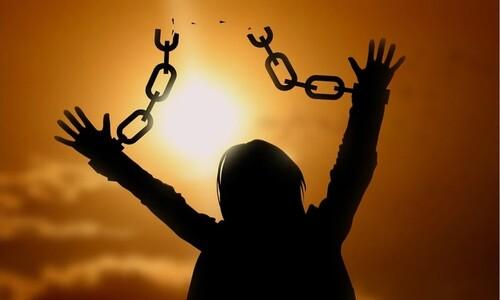 병적인 신앙관에서 풀려나는 기쁨
