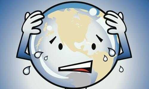 """유럽인들 """"기후변화가 감염병 확산보다 심각한 문제"""""""