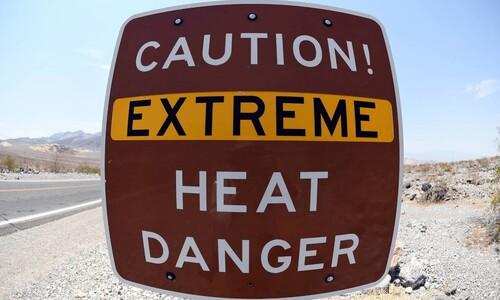 미국·뉴질랜드 관측 이래 가장 뜨거운 6월…캘리포니아 56.7도