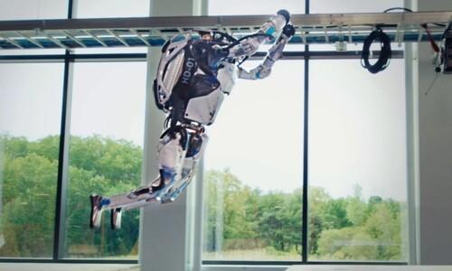 점프하고 뛰고 돌고…로봇이 장애물 코스를 완주했다