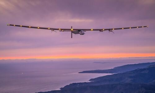 72미터 날개 펼쳐 90일간 하늘에 떠 있는다…태양광비행기의 변신