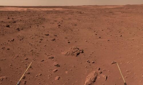 중국 화성 탐사차, 연장 임무 돌입…100일간 1km 이동