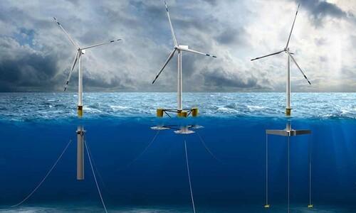 바다서 떠오르는 재생에너지, 부유식 해상풍력발전