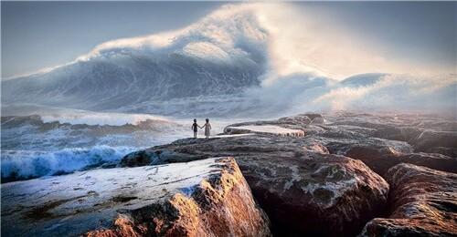 홍수를 부르는 세상, 우리의 방주는 어디에 있나