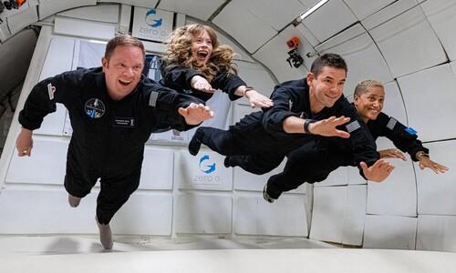 우주관광 훈련 5개월은 우주비행사 과정 뺨쳤다
