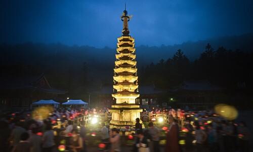 월정사 8일부터 사흘간 '오대산 문화축전' 펼친다