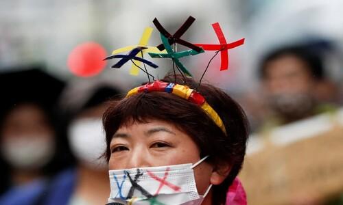 올림픽은 설레야 하는데…여전히 뒤숭숭한 도쿄
