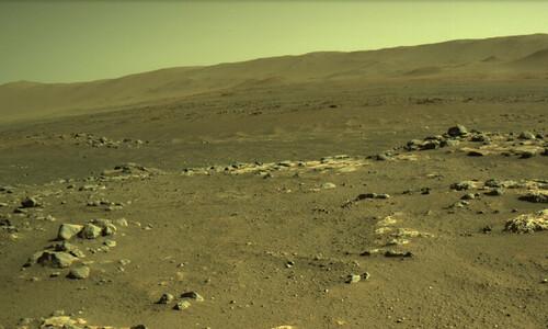화성 헬리콥터, 단독 임무수행 성공…험지 관통하며 공중탐사