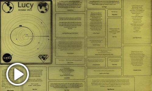 인류가 외계인 아닌 후손에 보내는, 세번째 우주 타임캡슐