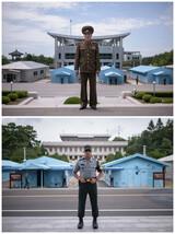 南北・外国の写真記者がカメラでとらえた70年分断の地