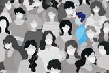 「私は感染した」…国連人権委員、コロナの嫌悪と差別を全身で経験
