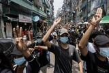 [寄稿]街頭に出たミャンマー市民たち、「必ず勝つ!」