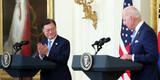 [社説]板門店・シンガポール合意を基に「北朝鮮との対話」でまとまった韓米首脳