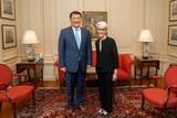 韓国外交部次官「北朝鮮との対話再開に向け粘り強い韓米協力」