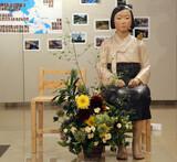 1年8カ月ぶりに日本市民と再会果たした「少女像」
