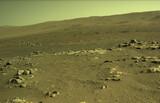 火星ヘリコプター、単独任務遂行に成功…険しい土地を貫通して空中探査
