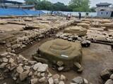 【独自】朝鮮初期の景福宮を踏みつぶした日帝時代の博覧会跡が明らかに
