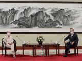 中国、体制認定など「3大要求」掲げ米国を圧迫