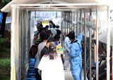 韓国、防疫措置レベル4でも感染の勢い止まらず…政府「さらなる防疫強化策を検討」