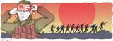 [寄稿]日本軍兵士の捕虜収容所からの集団脱出と集団の暴走